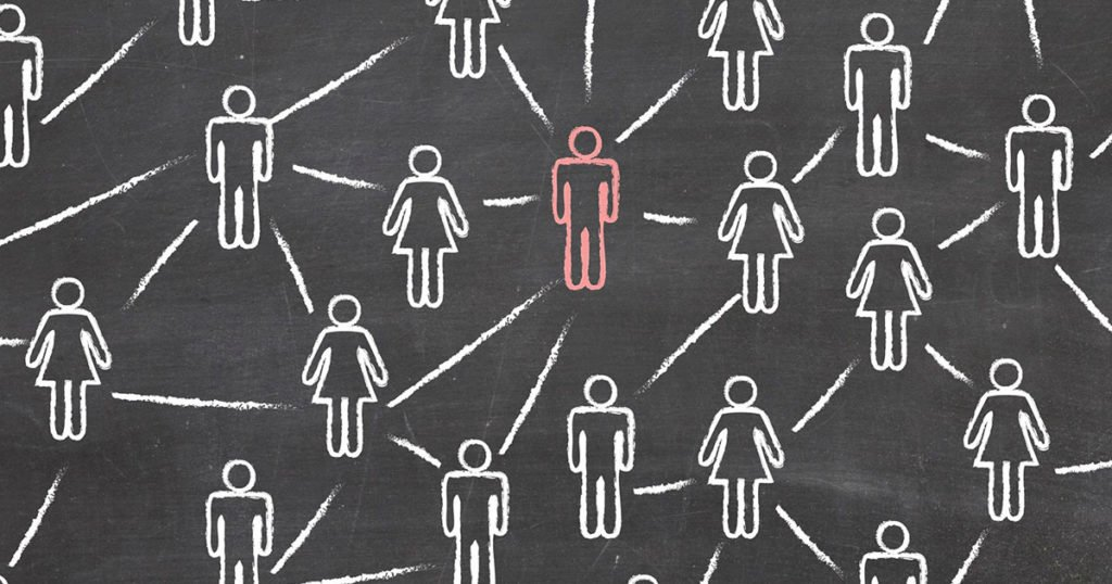 xây dựng mạng lưới quan hệ