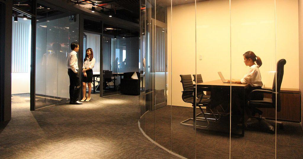 Coworking Space VIP Room