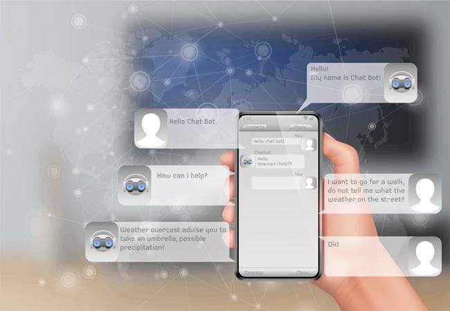 Chatbot không còn quá mới, tuy nhiên chúng có thể đóng góp công sức không nhỏ trong xây dựng trải nghiệm khách hàng tuyệt vời thông qua việc cá nhân hoá những thông điệp gửi tới khách hàng. Chatbot giao tiếp trực tiếp với khách hàng ngay lập tức mà không mất thời gian chờ đợi.